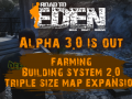 Road to Eden Alpha 3.0 is out!