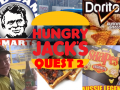 Hungry Jack's quest version 1 is finished!