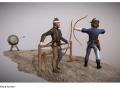 Austrian Militia Archers