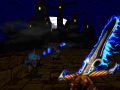 Playable Characters & Weapons in Quest for Glory IV 3D Hexen