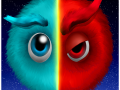 Pui - fluffy space resquer. Game release.