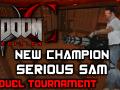 QC:DE New Champ Announced & Duel Tournament