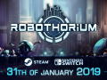 Robothorium is now out on Steam and Switch!