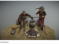 Austrian Crossbowmen