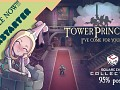 Tower Princess the deadliest date now on  Kickstarter