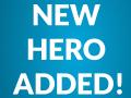 New hero added 2-19-2019