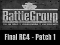 BattleGroup Final - RC4 patch 1 released