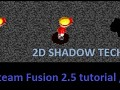 How to make 2D games look better by adding realism with a drop shadow - Clickteam Fusion