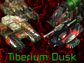 Tiberium Dusk v1.24 - Brutal Marked of Kane gameplay