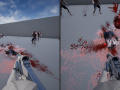 UE4 Klian's Gore System: Replication
