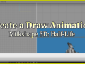 Create a Draw animation (MS3D)