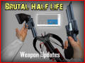 Brutal Half-Life Weapon Updates