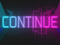 CONTINUE now has a speedrunning mode and achievements