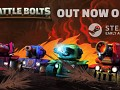 Battle Bolts is live on Steam Early Access