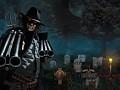BLOOD: The Curse Hunter. New titlemap cutscene