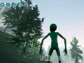 Devlog #3: First telekinetic skills of the alien