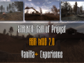 ABR MOD 2.0. Preview of weapons and outfits (still in progress)