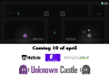 Unknown Castle coming 10 of May