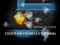 Coding realistic Smoke and Dust effects in Fusion 2.5