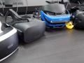 Telefrag VR with cross-platform PvP Multiplayer