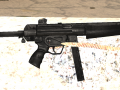 Clear Sky Playable — H&K MP5A3 Reworked