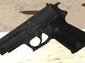 Clear Sky Playable — Sig-Sauer P220 Reworked