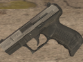 Clear Sky Playable — Walther P99 Reworked