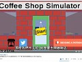 Youtuber playing Coffee Shop Simulator?!?!