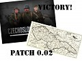 Victory! of the Czechoslovakia patch 0.02