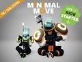 Minimal Move New Teaser for KICKSTARTER!