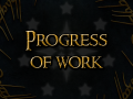 Progress of work in May and Discord server