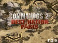 Commandos 2: Destination Paris 2.0 Released!