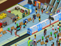 Overcrowd: A Commute 'Em Up launches into Early Access today