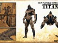 A New TITAN Playable Race Coming Soon!