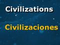 Civilizations / Civilization
