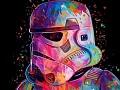 Rainbow troopers!