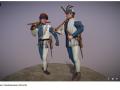 Swiss Militia Crossbowmen