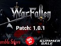 Patch 1.0.1 is out now! Get updated!