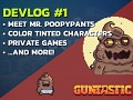 Devlog #1 - Meet Mr. Poopypants
