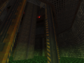 An overview of the demonic sewers – E2M2 of Doom II: Annie