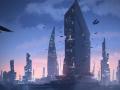 A Futuristic World