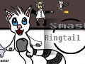 Smash Ringtail Cat: Special Edition Available on indieDB!