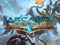 Announcing Arcadia: The Crystal Wars