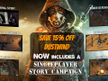 Save 15% on Dustwind NOW and Over the Next Week!