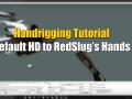 Concept of Handrigging - Tutorial (MS3D)