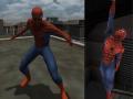 SpiderMan The Movie Beta skin W.I.P