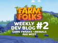 Weekly Dev Blog #2 - PAX your bags!