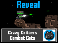 Crazy Critters Combat Cats Reveal