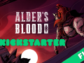 Alder's Blood is now fully funded on Kickstarter. DEMO available!