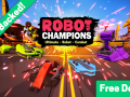 Robot Champions reaches 50% funded in less then a week!